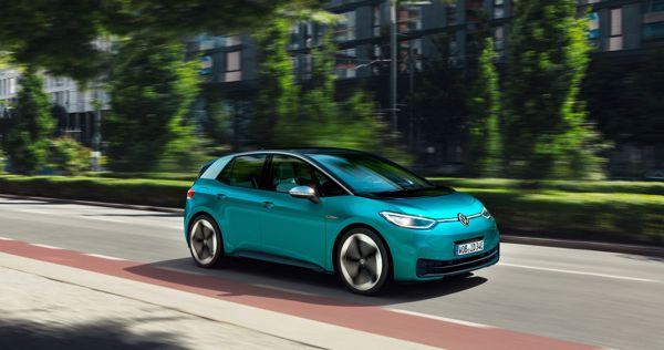 Volkswagen ID.3 Pro 58 kWh