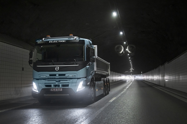 Volvo FMX Electric