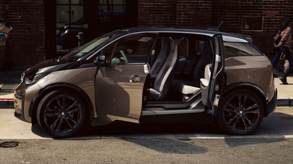 BMW i3s Charged