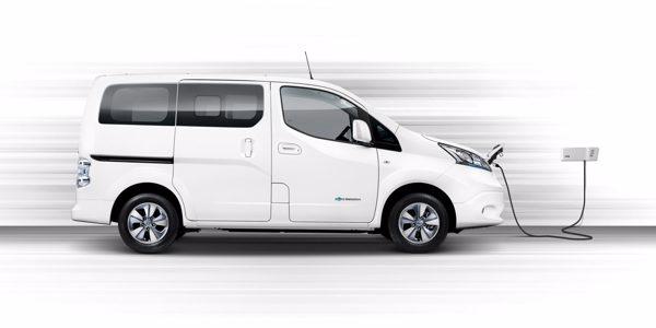 Nissan E-NV200 Combi Comfort Plus 5