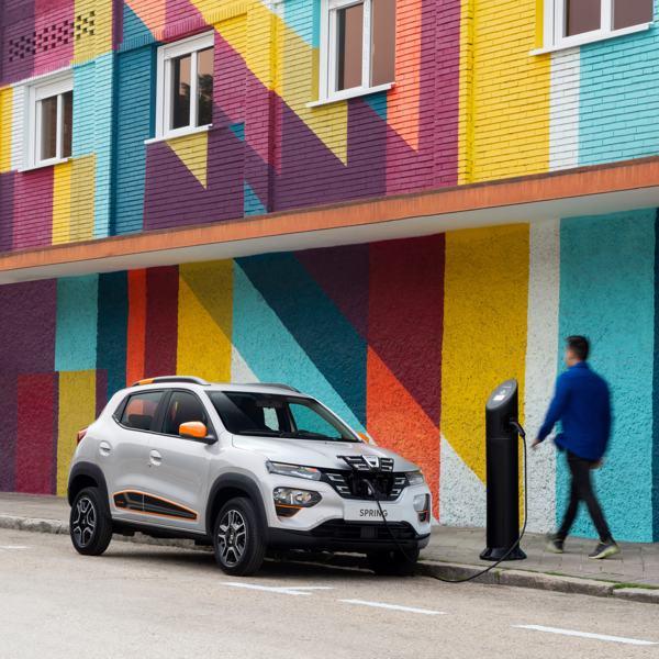 Dacia Spring Electric Comfort
