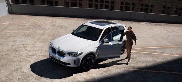 BMW iX3 Charged