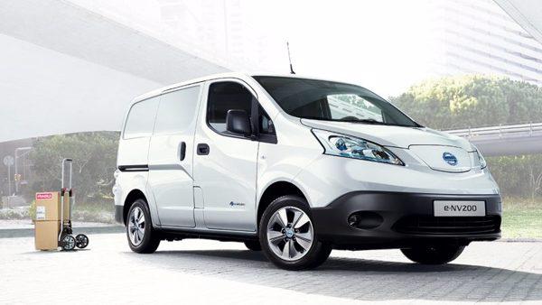Nissan E-NV200 Van Comfort