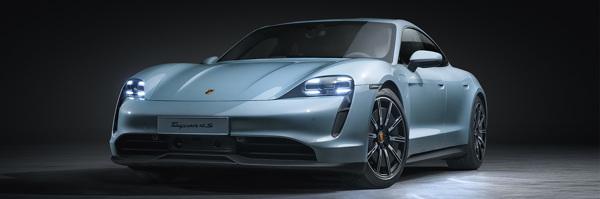 Porsche Taycan 4S Performancebatteri Plus