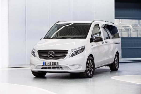 Mercedes-Benz eVito Lang Tourer