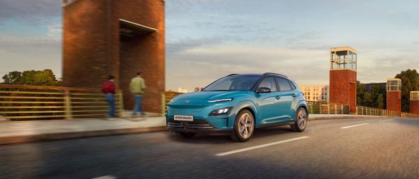 Hyundai Kona electric Long Range Performance Pure